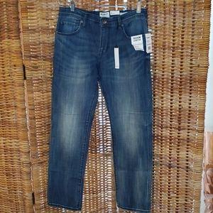 WilliamRast William Rast Straight 32 Jeans NEW